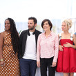 """Marina Fois """"La Fracture (The Divide)"""" Photocall - The 74th Annual Cannes Film Festival"""