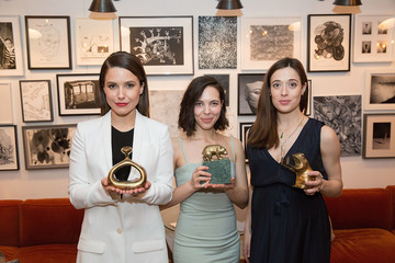 Marina Squerciati Sophia Bush and EBTH Host an Intimate Brunch to Celebrate Chicago's Top Design Tastemakers