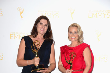 Marina Toybina Creative Arts Emmy Awards Press Room