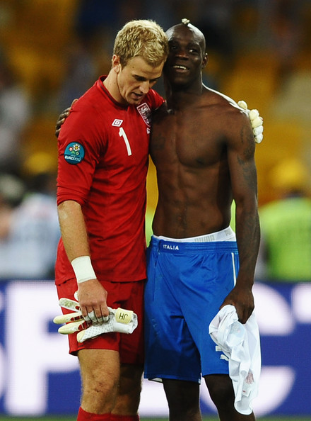 Mario Balotelli - UEFA EURO 2012 - Matchday 16 - Pictures Of The Day