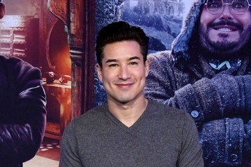 """Mario Lopez Premiere Of Sony Pictures' """"Jumanji: The Next Level"""" - Arrivals"""