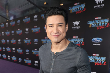 Mario Lopez The World Premiere of Marvel Studios' 'Guardians of the Galaxy Vol. 2'