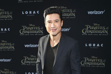 Mario Lopez Premiere of Disney's andnd Jerry Bruckheimer Films' 'Pirates Of The Caribbean: Dead Men Tell No Tales'