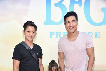 Mario Lopez The U.S. Premiere Of Disney's 'The BFG'