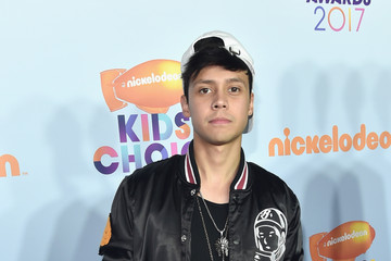 Mario Ruiz Nickelodeon's 2017 Kids' Choice Awards - Red Carpet