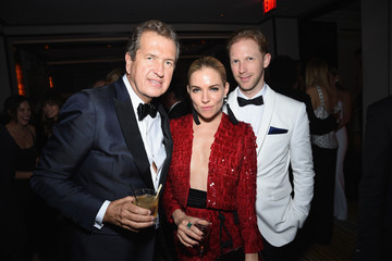 Mario Testino Michael Kors and iTunes After Party at the Mark Hotel