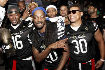 Mario 5th Annual Athletes vs Cancer Celebrity Flag Football Game
