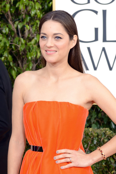 Marion Cotillard - 70th Annual Golden Globe Awards - Arrivals