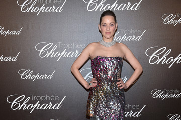 Marion Cotillard Chopard Trophy Photocall - The 70th Annual Cannes Film Festival