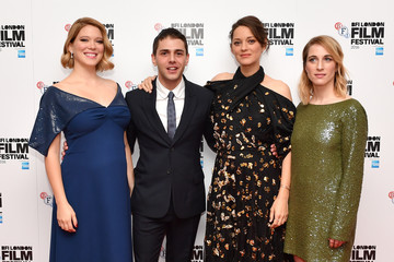 Marion Cotillard Xavier Dolan 'It's Only the End of the World' - BFI Flare Special Presentation - 60th BFI London Film Festival