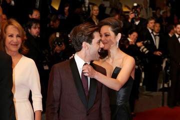 Marion Cotillard Xavier Dolan 'It's Only The End Of The World (Juste La Fin Du Monde)' - Red Carpet Arrivals - The 69th Annual Cannes Film Festival