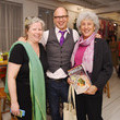 Marion Nestle Rodale's Organic Life Magazine Launch Party