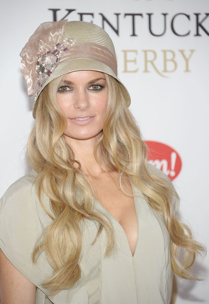 Marisa Miller Model Marisa Miller attends the 137th Kentucky Derby at Churchill Downs on May 7, 2011 in Louisville, Kentucky.