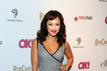Marisa Ramirez OK! Magazine's 'So Sexy' Party