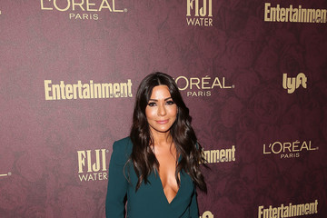 Marisol Nichols FIJI Water At Entertainment Weekly Pre-Emmy Party