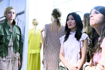 Marissa Webb Marissa Webb - Backstage - September 2016 - New York Fashion Week: The Shows