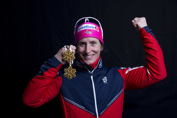 Marit Bjoergen Women's Cross Country Distance - FIS Nordic World Ski Championships