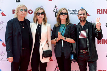 Marjorie Bach Ringo Starr 'Peace & Love' Birthday Celebration