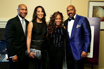 Marjorie Harvey The 2014 Steve & Marjorie Harvey Foundation Gala Presented By Coca-Cola - VIP Reception