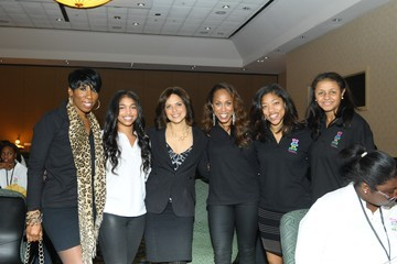 Marjorie Harvey Girls Who Rule The World Mentoring Weekend And The Steve & Marjorie Harvey Foundation - Day 1