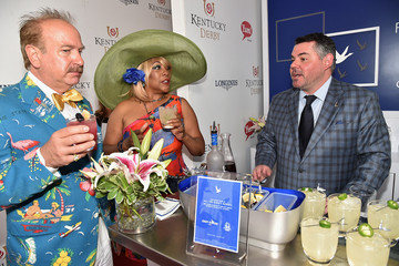 Mark Bego The Grey Goose Lounge at the 141st Running of the Kentucky Derby