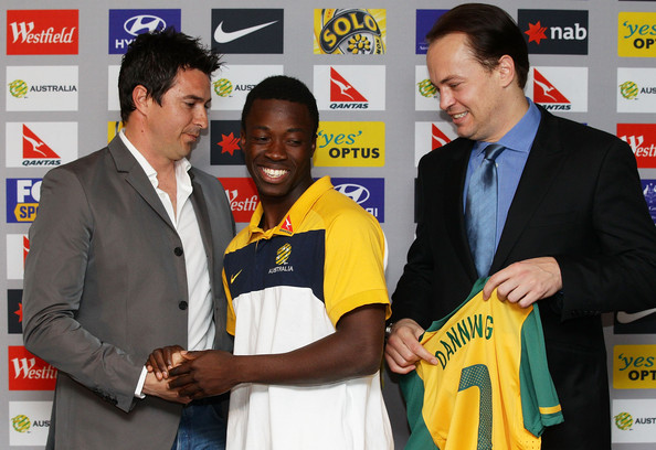 Young Socceroos Farewell Function []