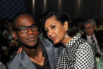 Mark Bradford MOCA's 35th Anniversary Gala Presented By Louis Vuitton At The Geffen Contemporary At MOCA - Inside