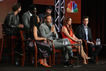 Mark Burnett Winter TCA Tour: Day 10