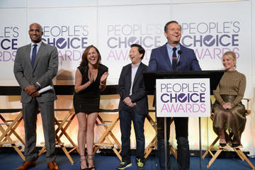 Mark Burnett People's Choice Awards Nominations Press Conference