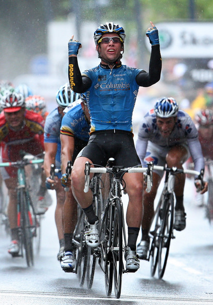 Mark Cavendish - Le Tour 2008 - Best Of