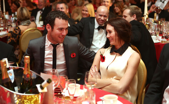 Mark Cavendish And Peta Todd Photos Photostream Pictures The Red Ball