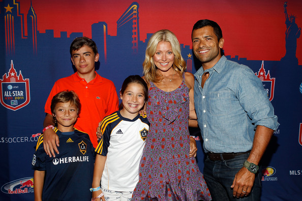 Mark Consuelos Kids The gallery for -->...