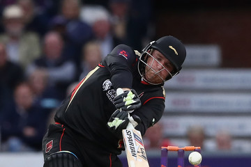 Mark Cosgrove Northamptonshire Steelbacks vs Leicestershire Foxes - NatWest T20 Blast