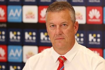 Mark Evans Gold Coast Suns Media Opportunity