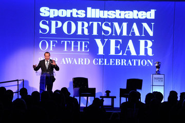 Mark Ford 2012 Sports Illustrated Sportsman Of The Year Award Presentation - Inside