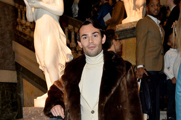 Mark Francis Vandelli Front Row & Arrivals: Day 2 - LFW February 2017