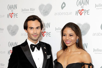 Mark Francis Vandelli Chain of Hope Gala Ball - Red Carpet Arrivals