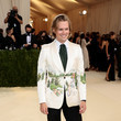 Mark Guiducci The 2021 Met Gala Celebrating In America: A Lexicon Of Fashion - Arrivals