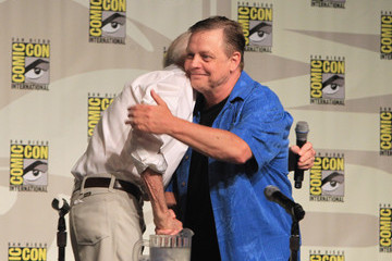 "Mark Hamill Comic-Con International 2012 - ""Stan Lee's World Of Heroes"" Panel Discussion"