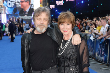 Mark Hamill 'Guardians of the Galaxy' Premieres in London