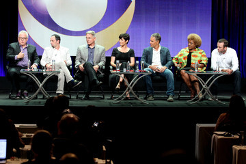 Mark Harmon 2014 Summer TCA Tour: Day 10