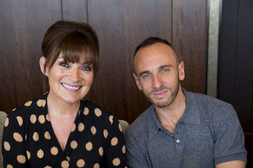 Mark Heyes Lorraine Kelly for JD Williams Fashion Launch