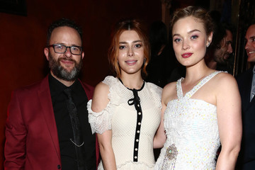 Mark Heyman Premiere Of CBS All Access' 'Strange Angel' - After Party