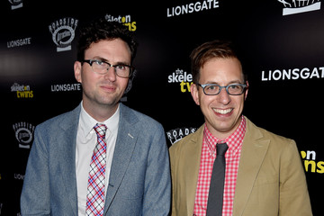 "Mark Heyman Premiere Of Roadside Attractions' ""The Skeleton Twins"" - Red Carpet"