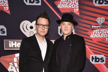 Mark Hoppus 2017 iHeartRadio Music Awards - Arrivals