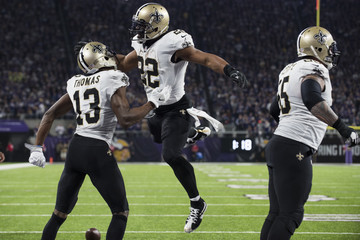 Mark Ingram Divisional Round - New Orleans Saints v Minnesota Vikings