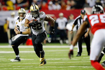 Mark Ingram New Orleans Saints v Atlanta Falcons