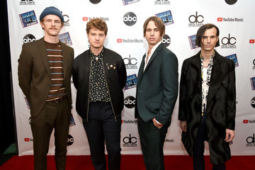 Mark Pontius Dick Clark's New Year's Rockin' Eve With Ryan Seacrest 2019 - LA Party: Arrivals