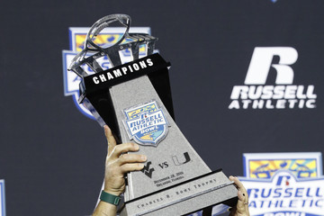 Mark Richt Russell Athletic Bowl - Miami v West Virginia