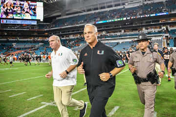 Mark Richt North Carolina vs. Miami